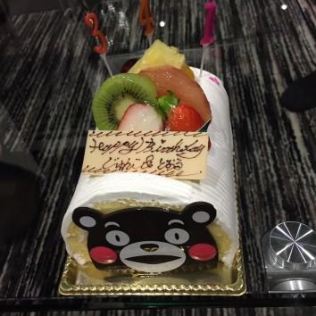 【熊本店より】Happy Birthday♡