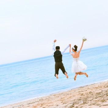 (前撮り 福岡店より)ジャンプ!!!