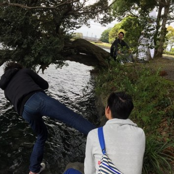【熊本店 前撮りより】落ちる―――――(゜o゜)!!