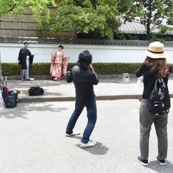 (前撮り 福岡店より) カメラマン