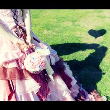 【熊本店 前撮りより】ハートの風船