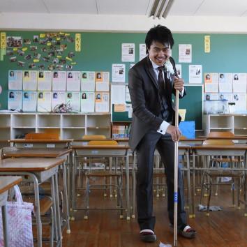 (前撮り 福岡店より) 小学校(*^^*)