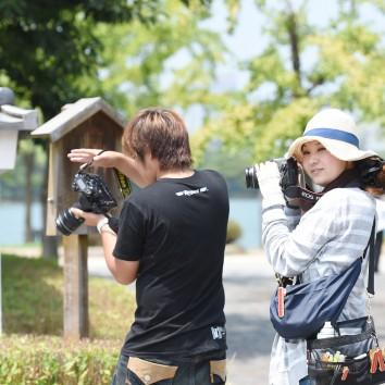 (前撮り 福岡店より) カメラマンが二人!?