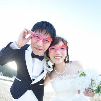 (前撮り 福岡店より) メガネ
