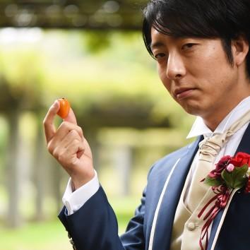 (前撮り 福岡店より) 柿!