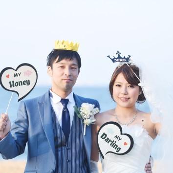 (前撮り 福岡店より) 100円で王様に!