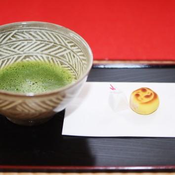 (前撮り 福岡店より) お抹茶