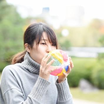 (前撮り 福岡店より) ロングブレス(*^^*)