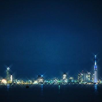 (前撮り 福岡店より) 夜景!!