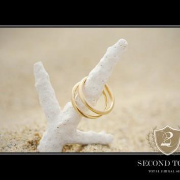 【熊本店 前撮りより】指輪と珊瑚