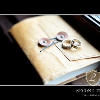 【熊本店 前撮りより】指輪と手帳