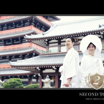 【熊本店 前撮りより】蓮華院誕生寺