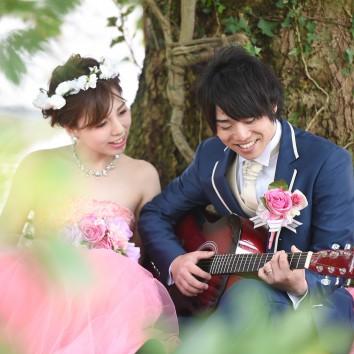 (前撮り 福岡店より) ギター