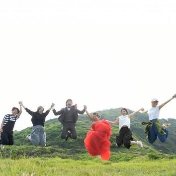 (前撮り 福岡店より) ジャンプ!!
