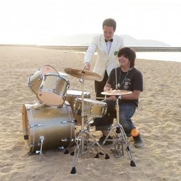 (前撮り 福岡店より) ドラム