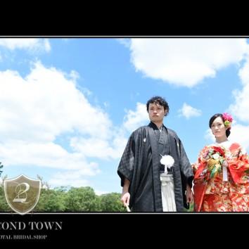 【熊本店 前撮りより】満天の青空!
