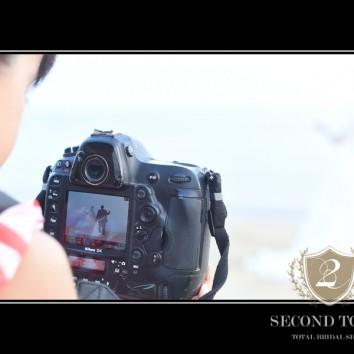【前撮り熊本店より】小さなカメラマン現る