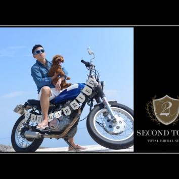 【熊本店 前撮りより】Ride On!