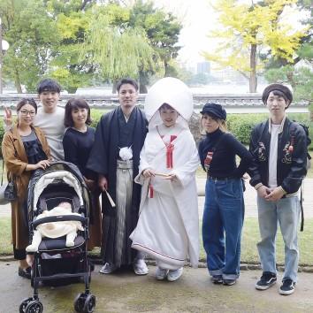 (前撮り 福岡店より) family