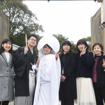 (前撮り 福岡店)  家族で!!