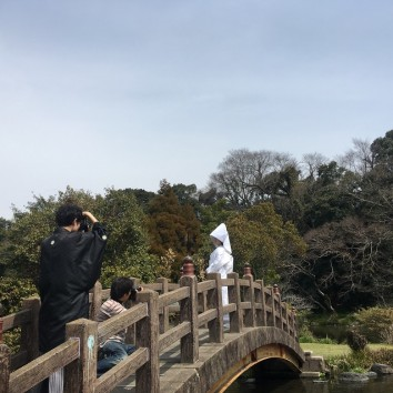 【熊本店 前撮りより】後ろからヽ(^。^)ノ