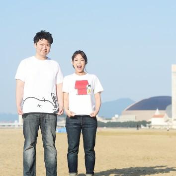 (福岡店 前撮り) Tシャツで!!!