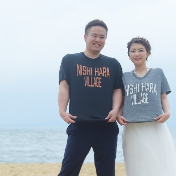 (福岡店 前撮り) 出身Tシャツ!