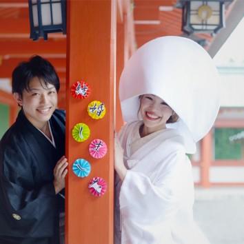 【熊本店 前撮りより】結婚しました