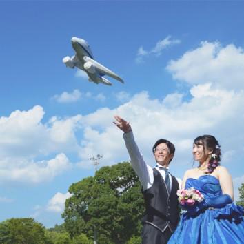 【熊本店 前撮りより】飛んで行け!