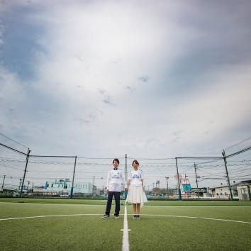 【福岡店 前撮り】フットサル場!!