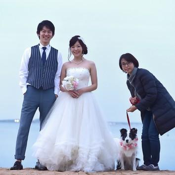 【福岡店 前撮り】愛犬と