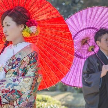 【福岡店 前撮り】傘ありますよ~