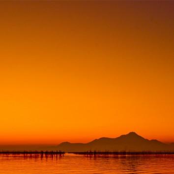 【熊本店 前撮りより】熊本から望む島原