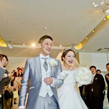 結婚式当日!