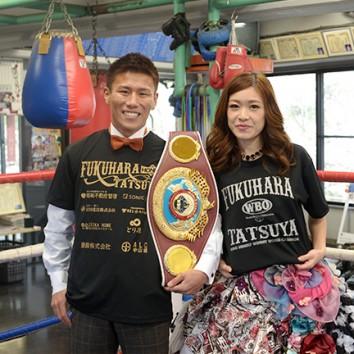 【熊本店】WBOチャンピオン!!