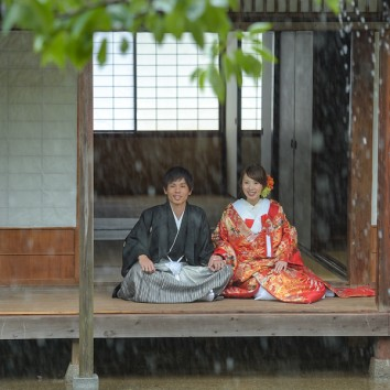 【熊本店・屋外ロケ】雨