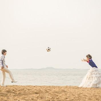 【福岡 前撮り】soccer!!!!!