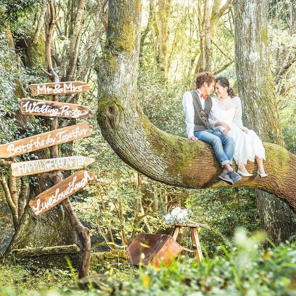熊本・福岡の前撮りは THE WEDDING TOWN - ザ・ウェディング・タウン|フォトウエディング専門店