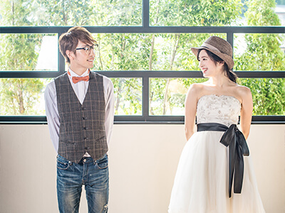 ドレス&タキシード 他|熊本・福岡の前撮りフォトウエディングのTHE WEDDING TOWN