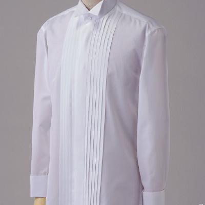 タキシード用シャツ