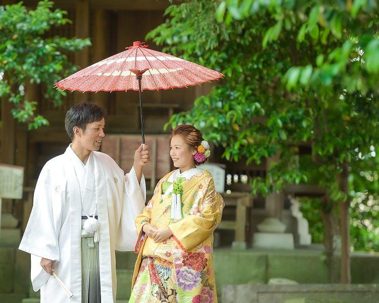 熊本前撮りオススメのロケ地:水藤崎宮│熊本の前撮り・フォトウェディングはTHE WEDDING TOWN