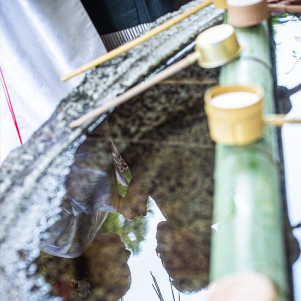 福岡 桜井神社での前撮り│福岡の前撮り・フォトウェディングはTHE WEDDING TOWN