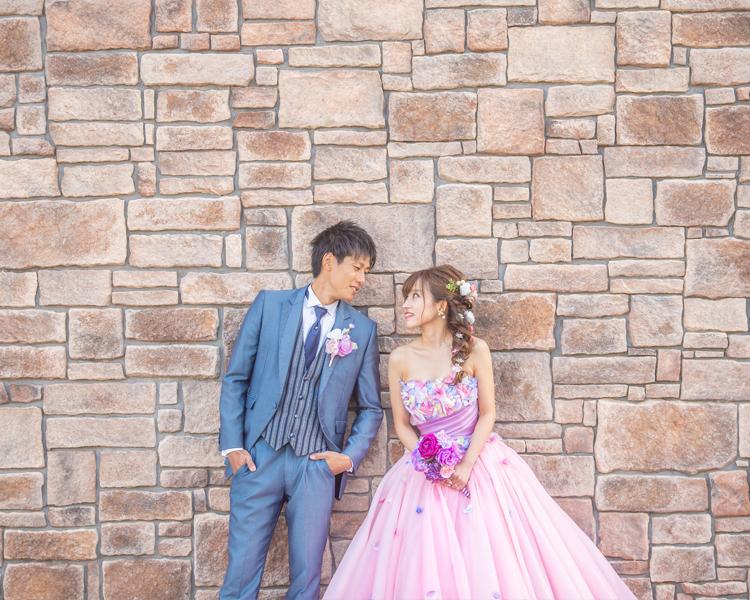 福岡 百道浜海浜公園での前撮り│福岡の前撮り・フォトウェディングはTHE WEDDING TOWN