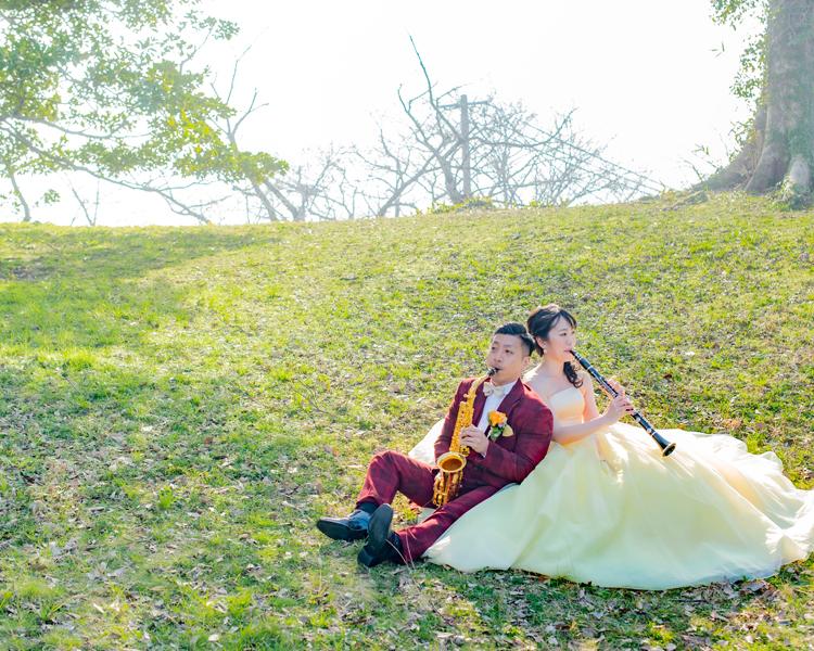 福岡 舞鶴公園での前撮り│福岡の前撮り・フォトウェディングはTHE WEDDING TOWN福岡